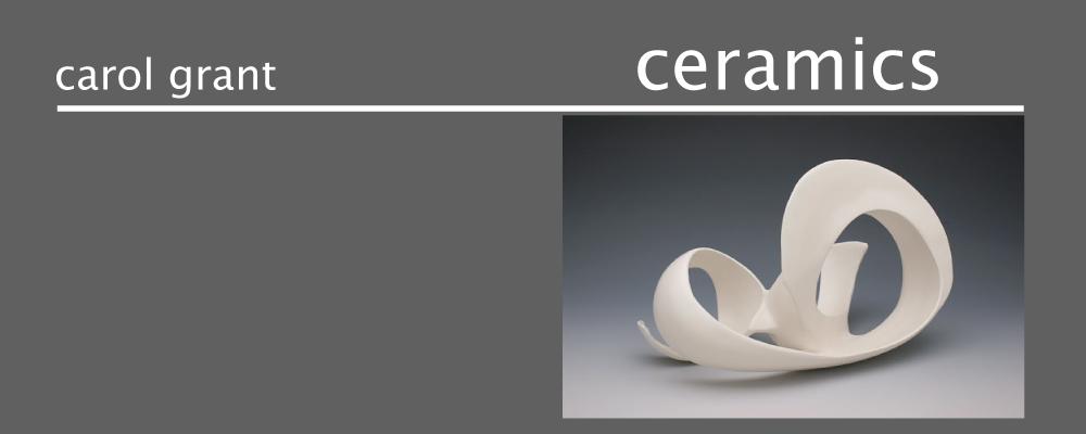 Carol Grant Ceramic Artist