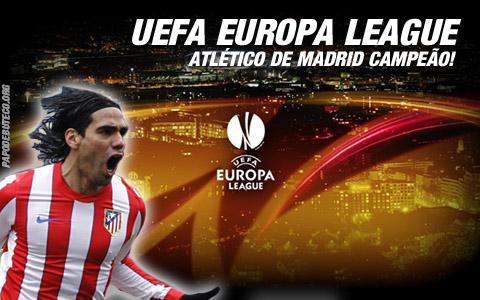 Atlético de Madrid conquista a Uefa Europa League
