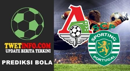Prediksi Lokomotiv Moscow vs Sporting Lisbon