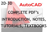 AUTOCAD BOOK SET