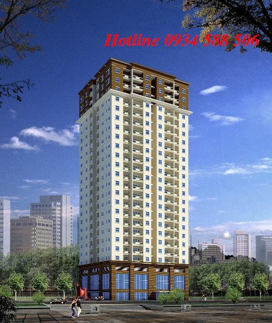 Chung cư  An Bình Tower Cổ Nhuế chỉ 1.2 tỷ/căn LH 0944588684