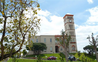 Session House (House of Assembly) Hamilton Bermuda