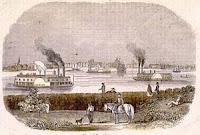 View of New Orleans, c. 1840