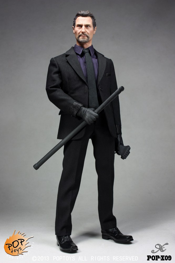 Onesixthscalepictures POP Toys Master Ninja Suit Suit