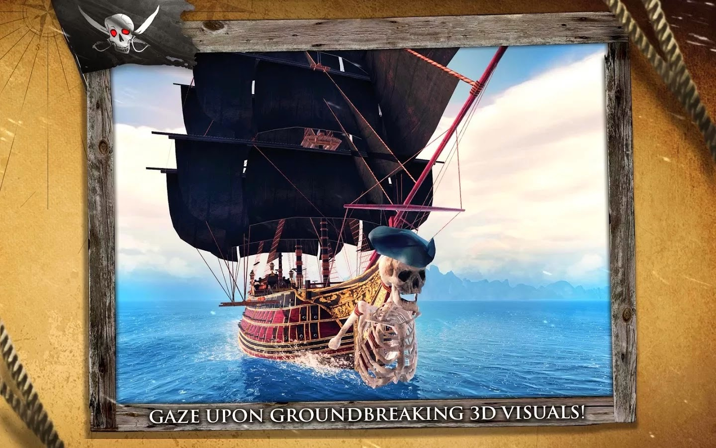 Assassin's Creed Pirates v1.3.0 Mod [Unlimited Money]