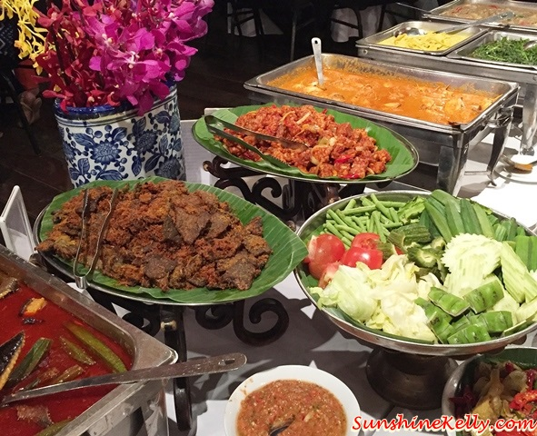 Ramadan Buffet 2015, Restaurant Rebung Chef Ismail, Authentic Malay Dishes