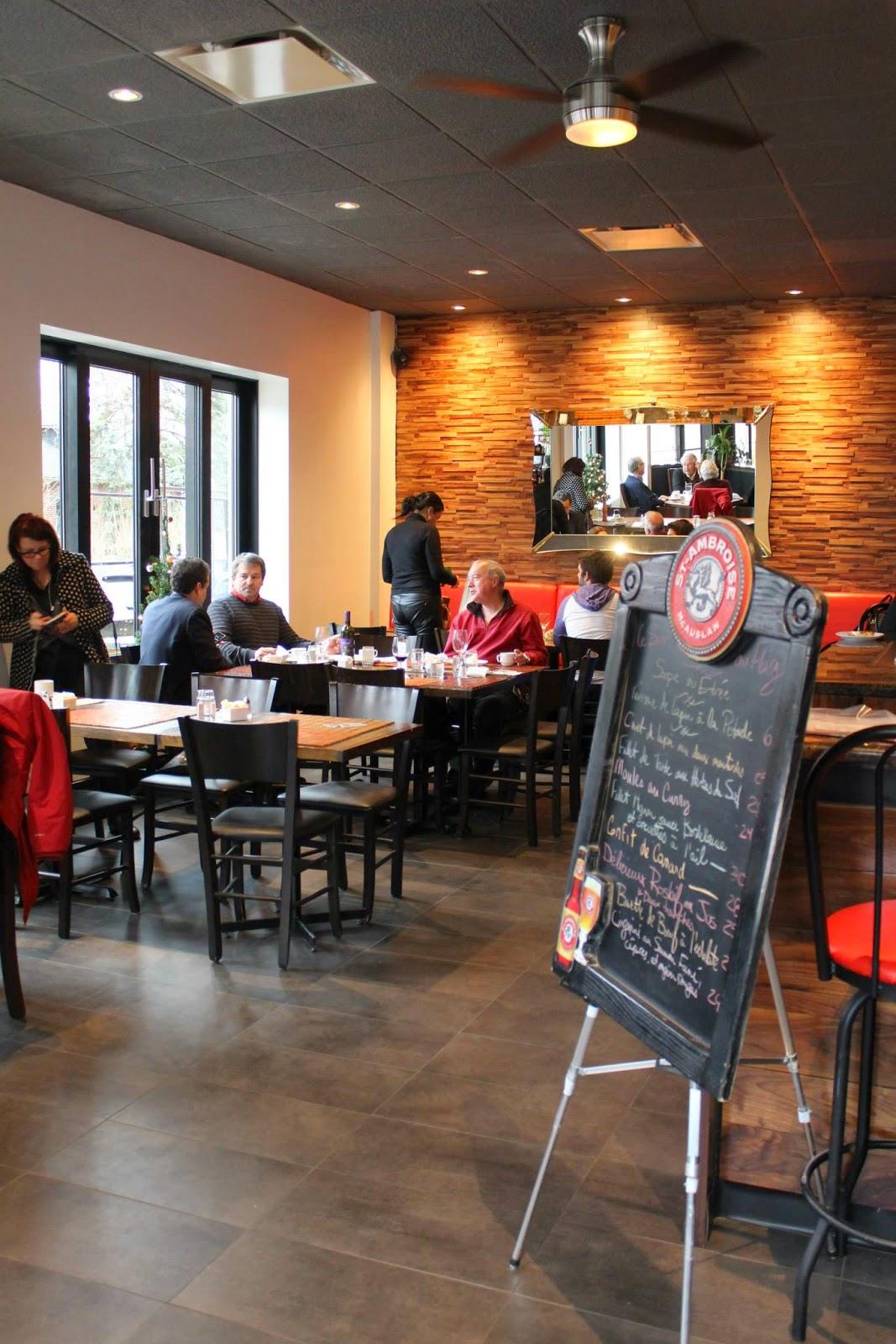 le FLAG bistro-pizz Flagrant Délice restaurant ambiance