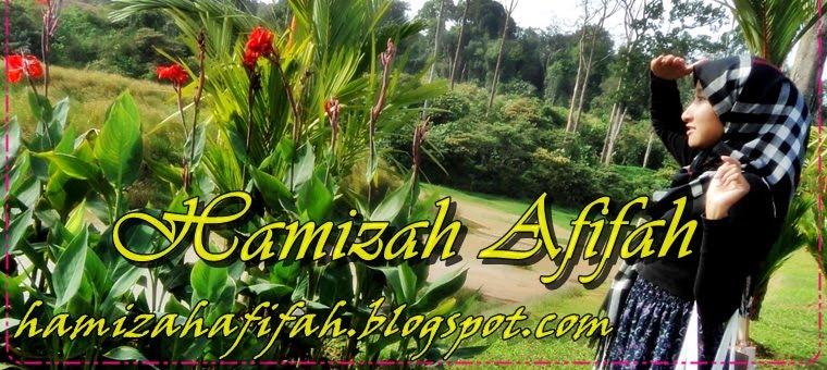 hamizah afifah