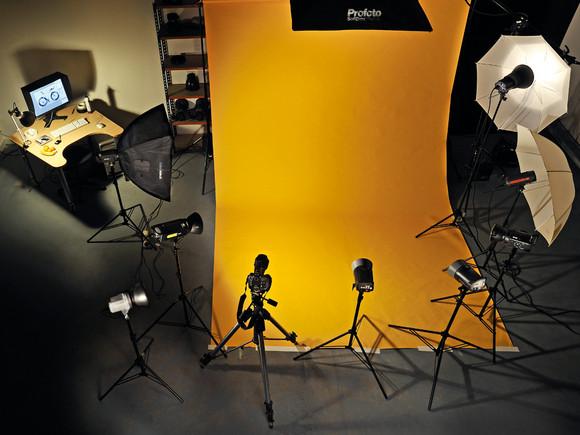 cara membuat sebuah studio foto di rumah beserta budget nya