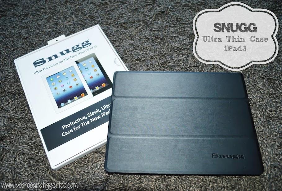 Snugg Ultra Thin iPad 3 Smart Case