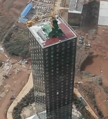 Wow China Membangun Hotel 30 Lantai Hanya 15 Hari atau 360 Jam