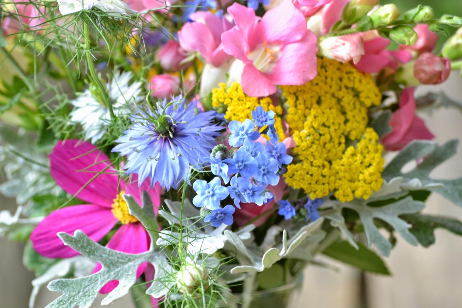 Wedding Flowers From Springwell 2014