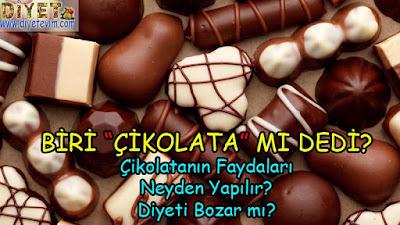 çikolata rehberi
