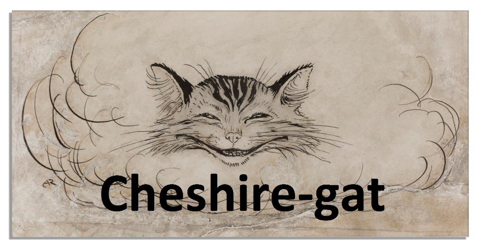 Cheshire-gat
