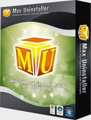 Max Uninstaller full 3.0.0.1364