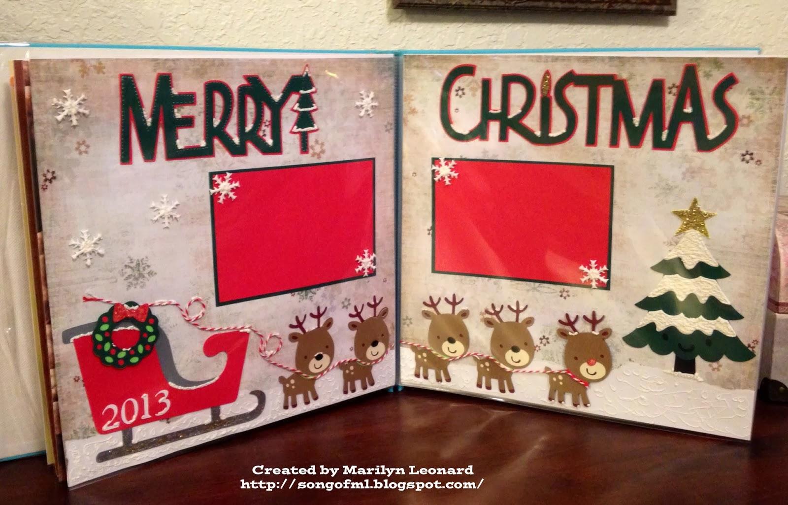 Scrapbook ideas christmas card - Scrapbook Ideas Christmas Card 89