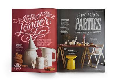 Dana Tanamachi magazine spread