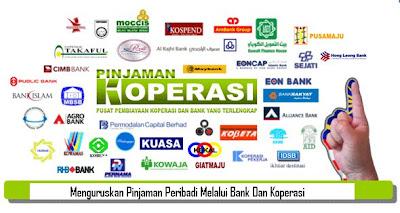 Ejen Bank Dan Koperasi Pinjaman Koperasi