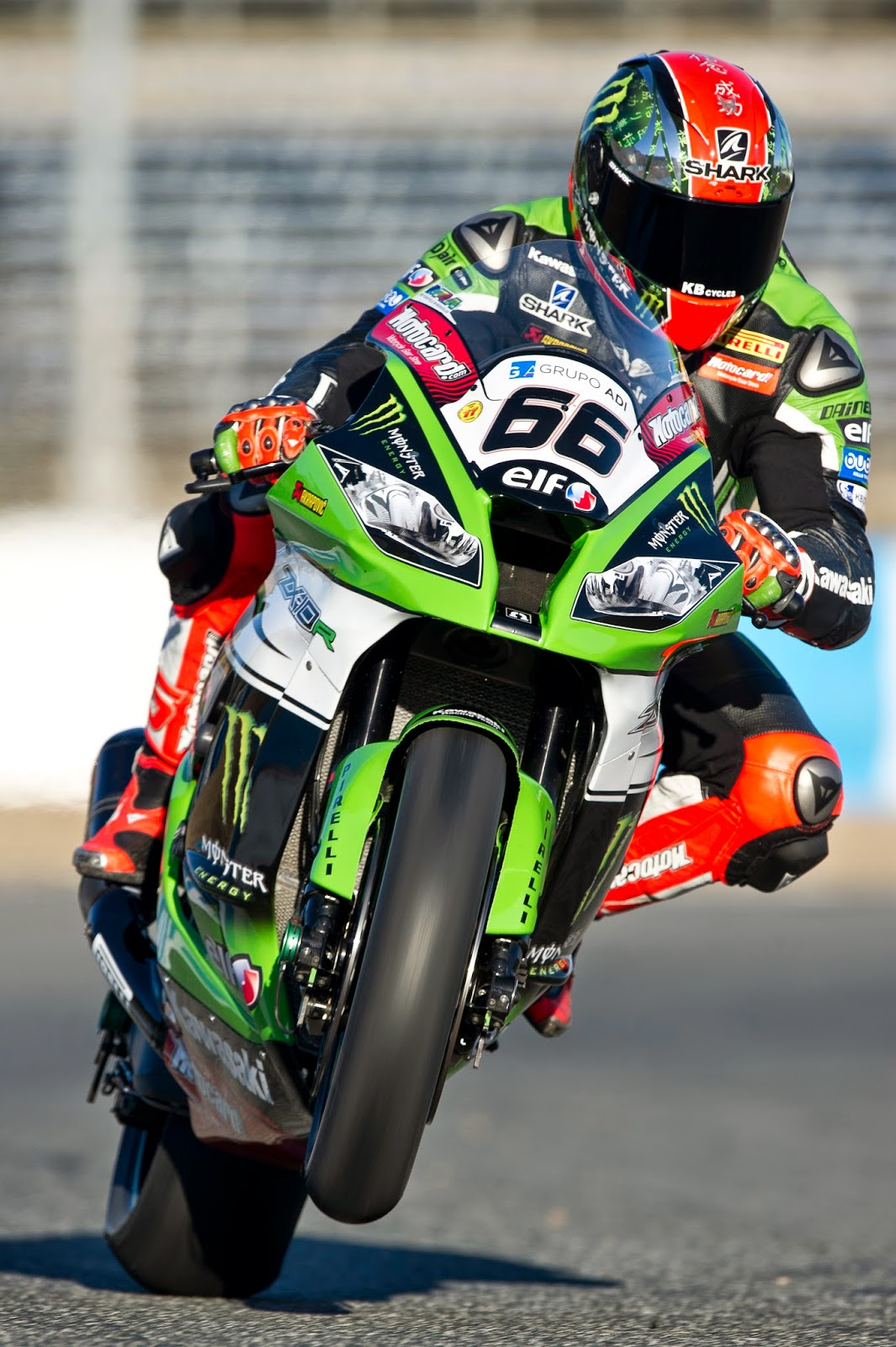 Racing Caf 232 Kawasaki Zx 10r Kawasaki Racing Team Wsbk 2015