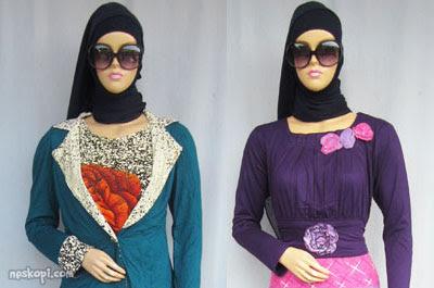 busana dedah hijabi-star?
