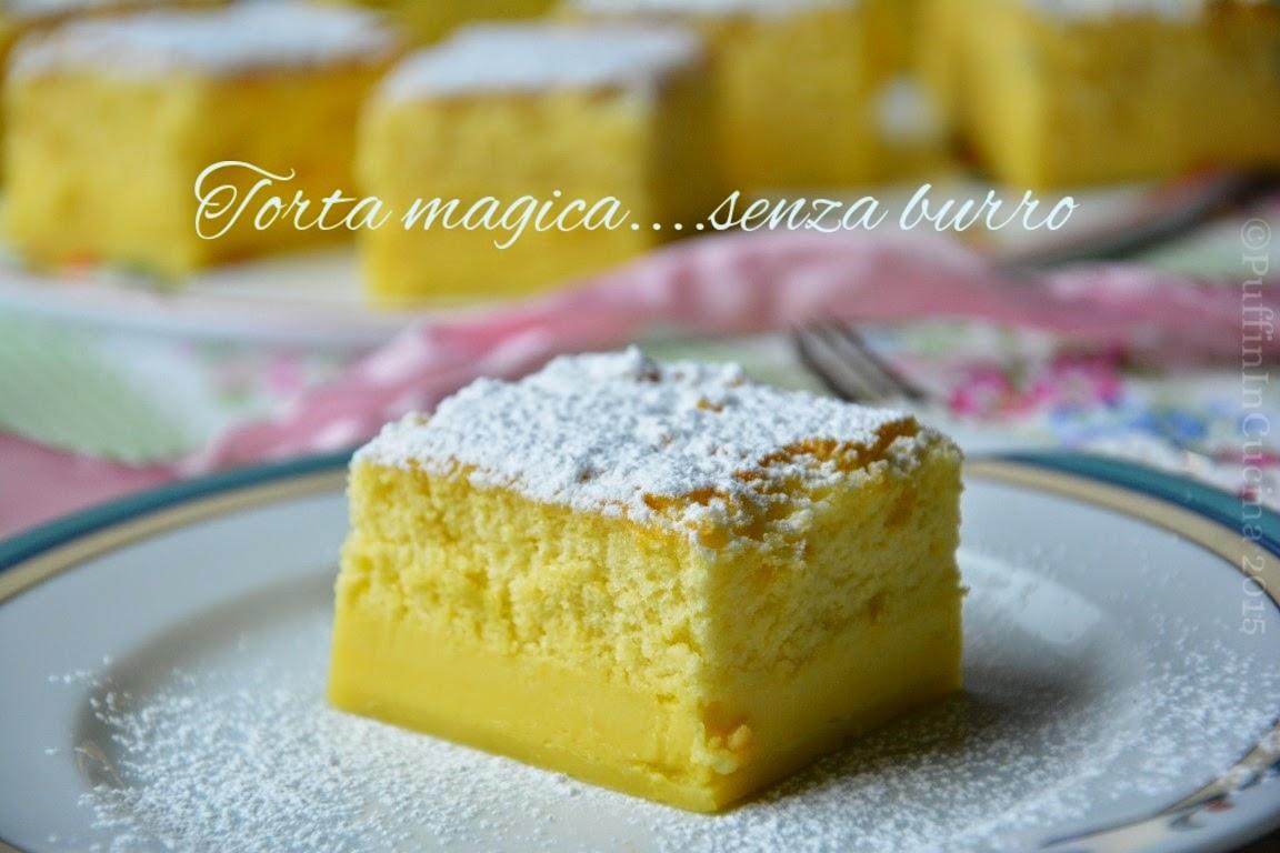 torta magica senza burro ovvero cinquanta sfumature di giallo per la festa della donna