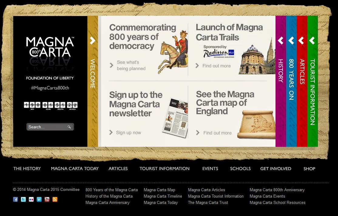 Magna Carta Activities For Kids