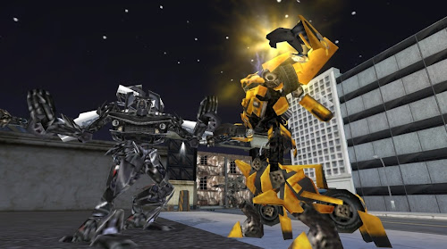 Transformers The Game (2007) Full PC Game Mediafire Resumable Download Links