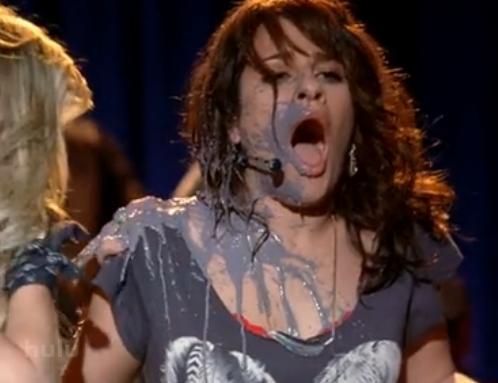 lesbians Puke vomit