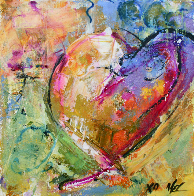 "Elizabeth Chapman: Festive Love, Contemporary ""Heart ... - photo #14"
