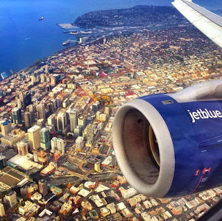JetBlue offers 12 Mbps on flight free Wi-Fi in US