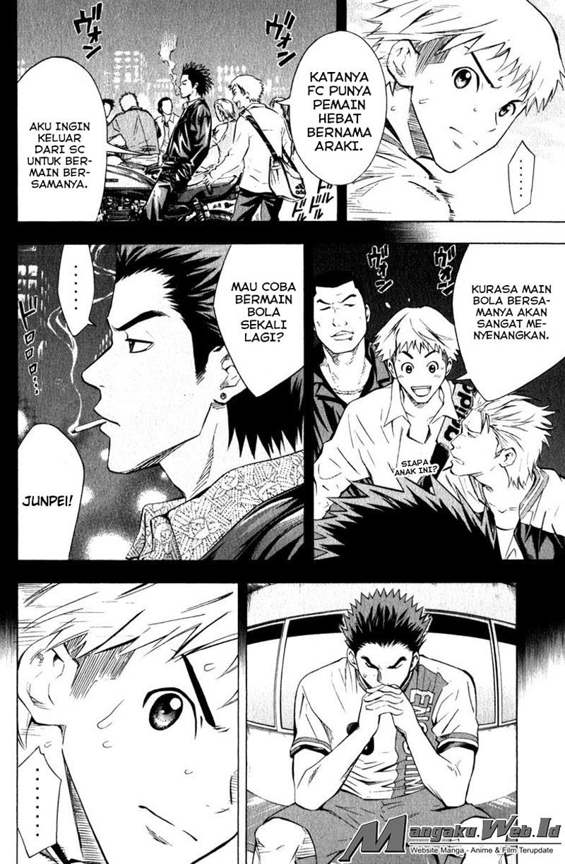Area no Kishi Chapter 63-4