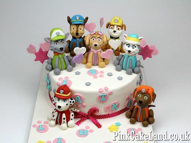 London Cakes