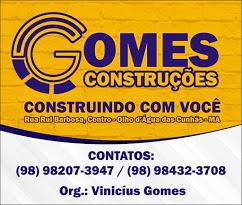 GOMES CONSTRUÇÕES