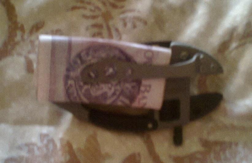 Guppie także jako klips do pieniędzy