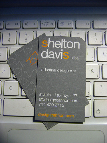 BEST 14 MOST CREATIVE BUSINESS CARDS DESIGN 6