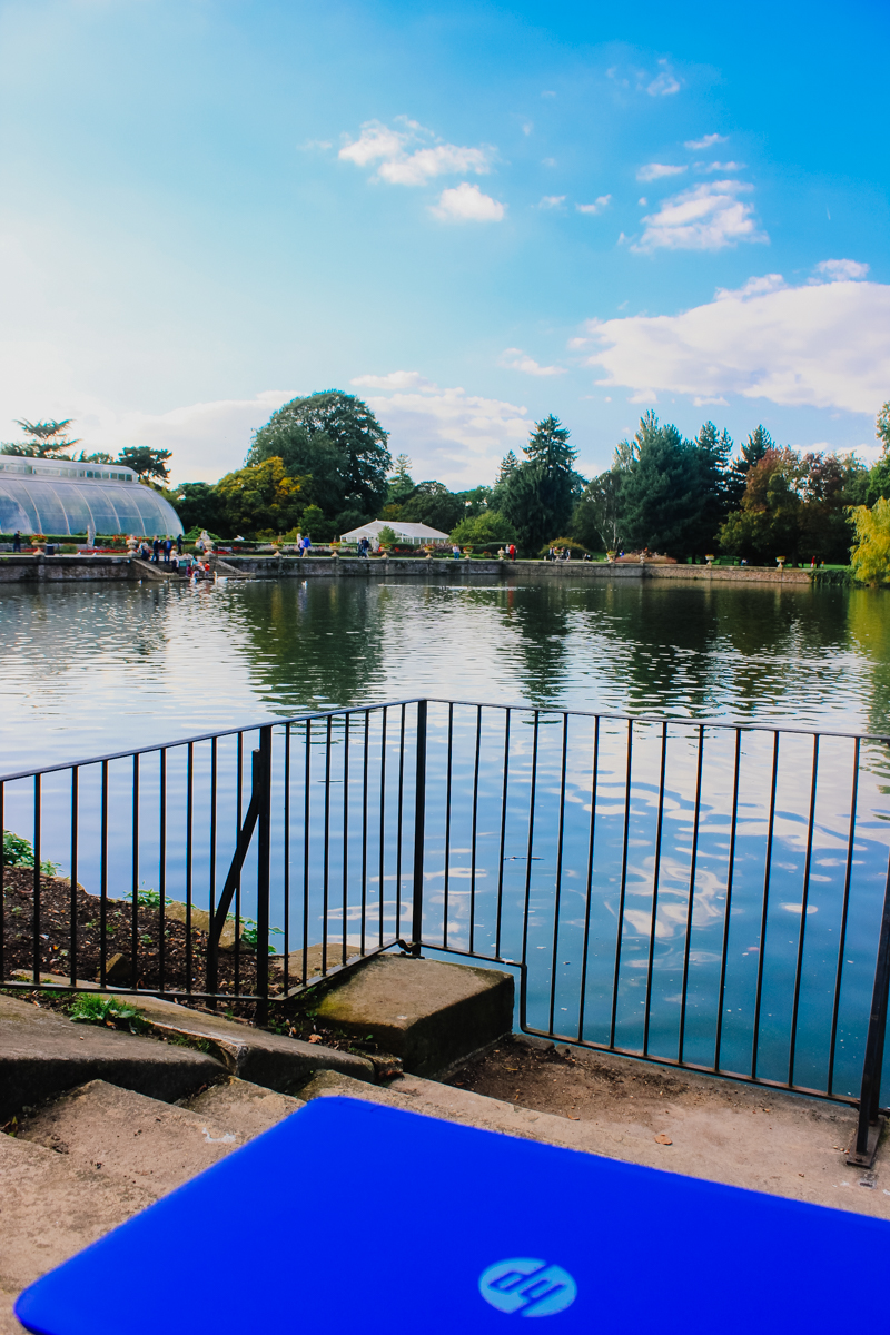 Kew Gardens HP #BendTheRules