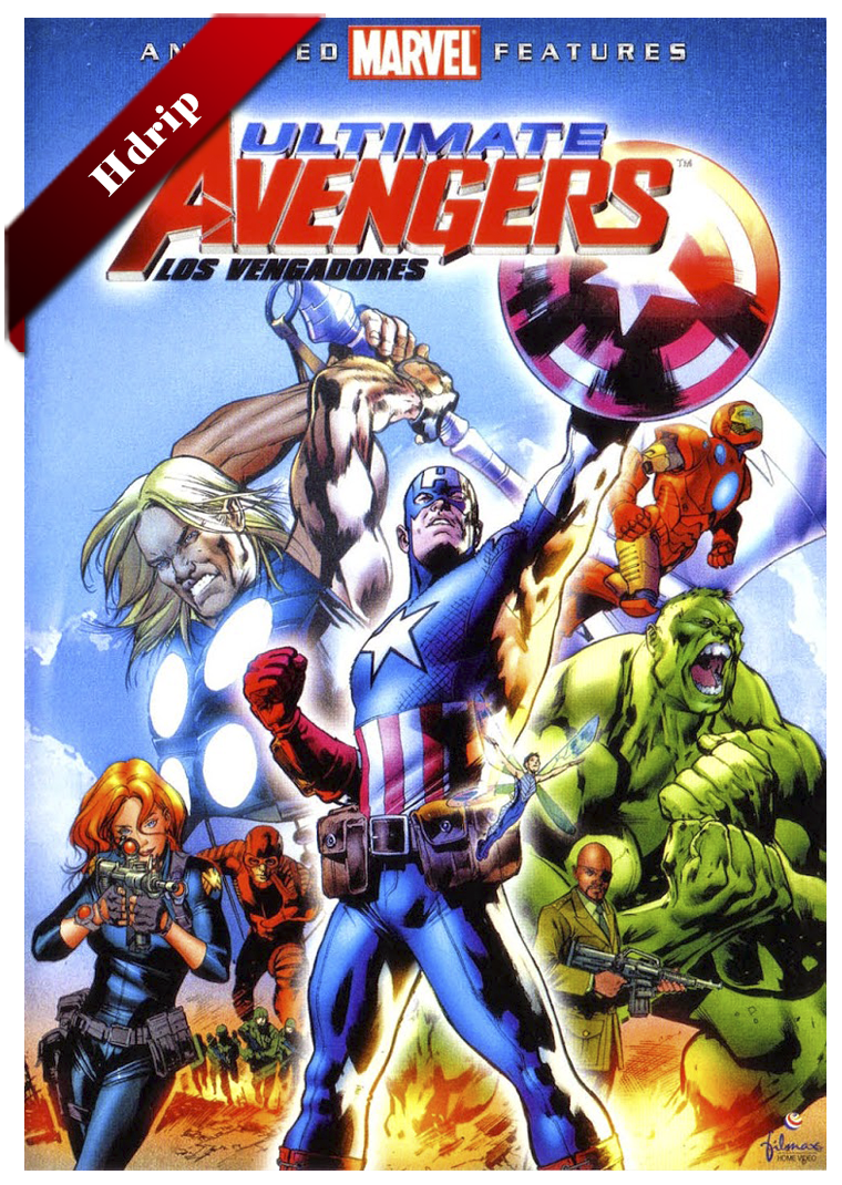 Vengadores (Ultimate Avengers) Hdrip Castellano 2006