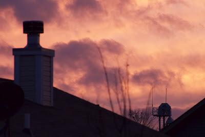 sunset roof line