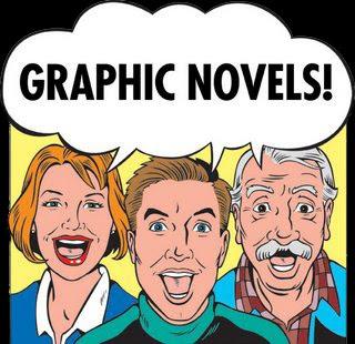 Adult graphic novel comic book art congratulate