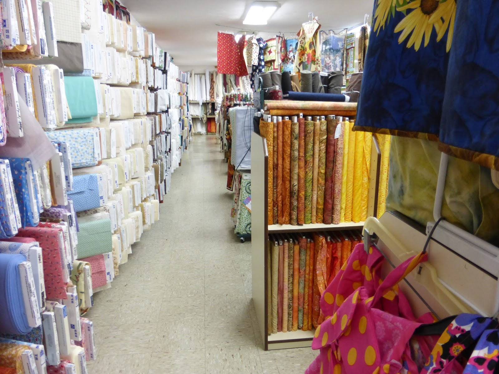 In Sewtopia: Quilt Shop, Needle and Threads in Gettysburg, Pa. : gettysburg quilt shop - Adamdwight.com