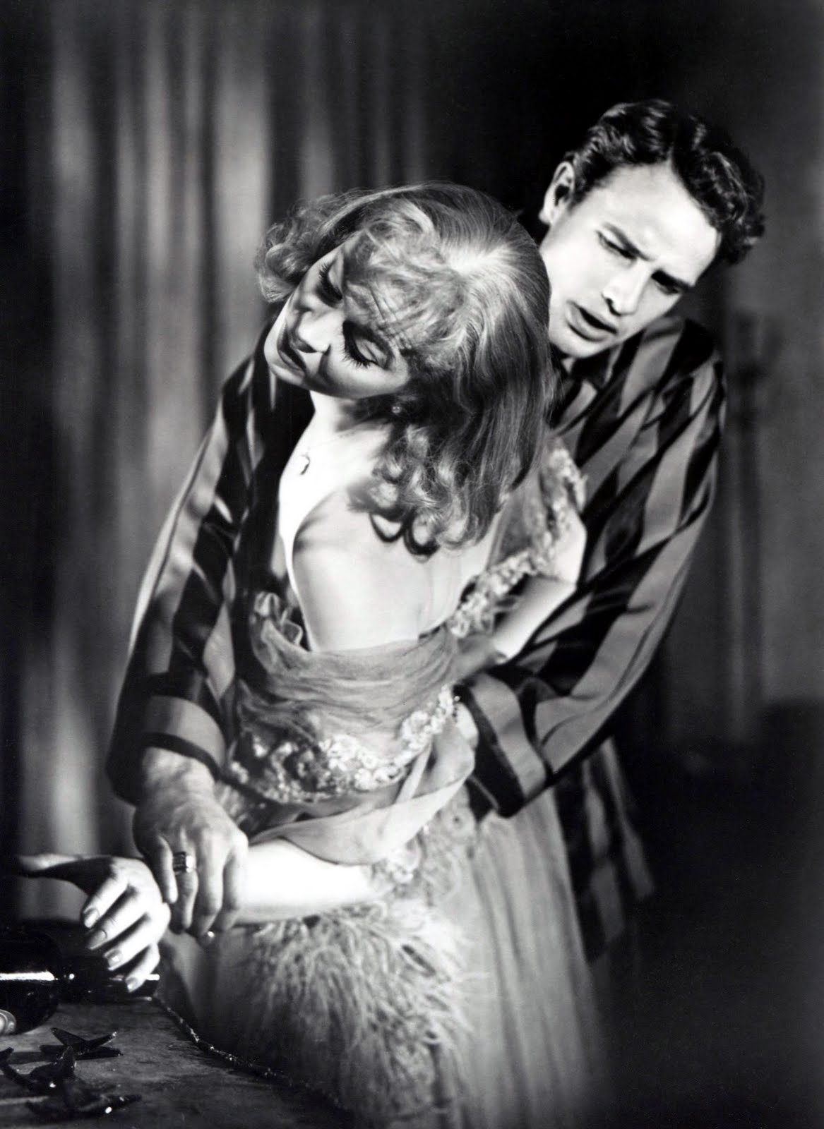 passion in streetcar named desire and Desire has brought blanche to the point where she has to move in with her sister, and she literally arrives on a streetcar 'named desire.