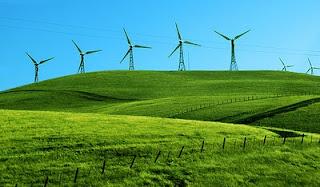 granja de energia eolica