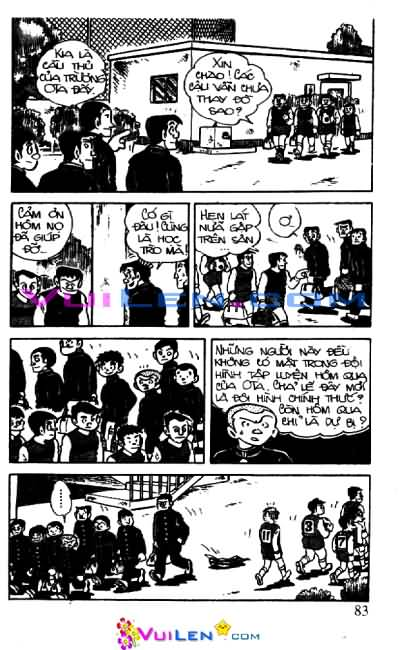 Jindodinho - Đường Dẫn Đến Khung Thành III  Tập 4 page 83 Congtruyen24h