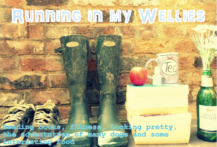 Running In My Wellies