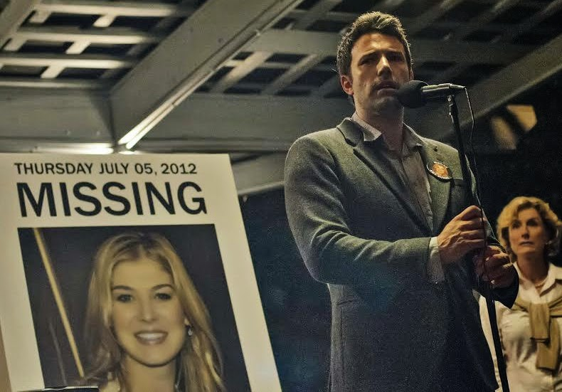 Gone Girl: First Trailer & Poster