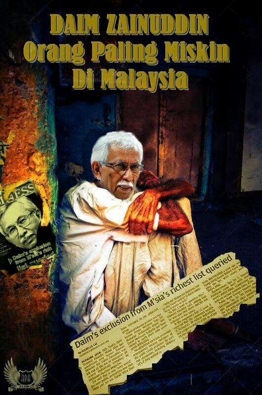 Gerakan Menjatuhkan DS Najib?