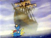 Barco fantasma pokemon