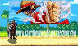Download Mugen Game One Piece Great War PC