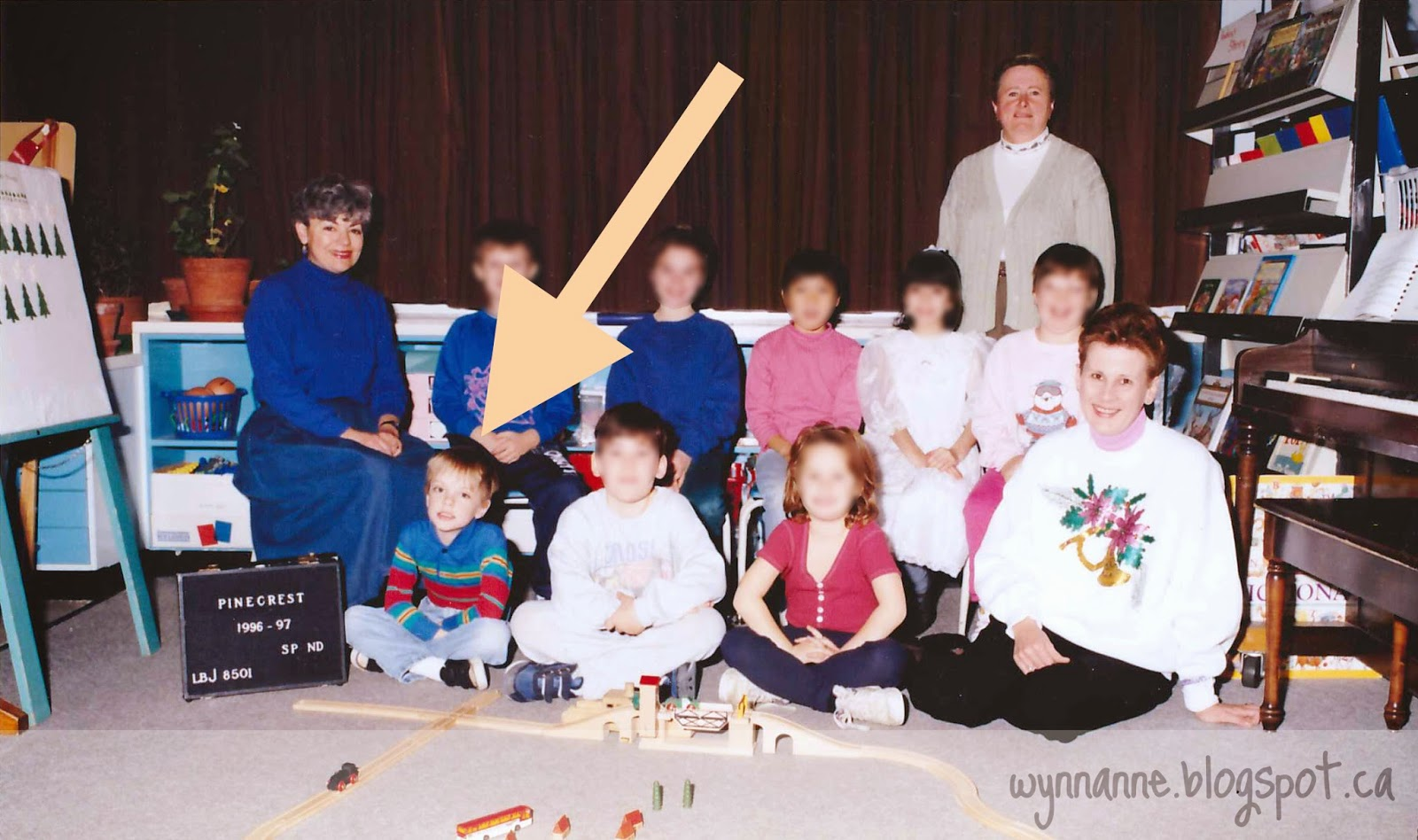 Peter's school days | Wynn Anne's Meanderings