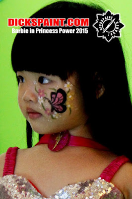 Face Painting Kids Butterfly Jakarta